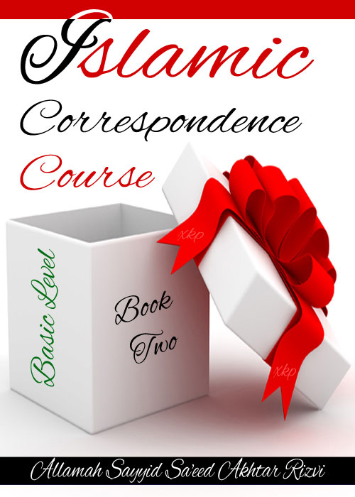 Islamic Correspondence Course 2