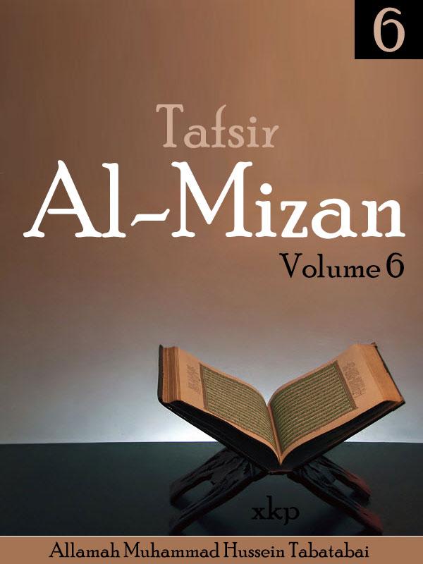 Tafsir Al Mizan Vol 6