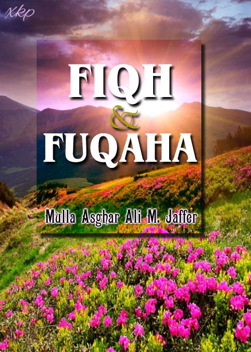 Fiqh And Fuqaha