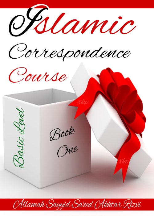 Islamic Correspondence Course 1