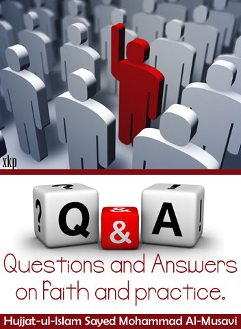 Questions N Answers On Faith And Practice