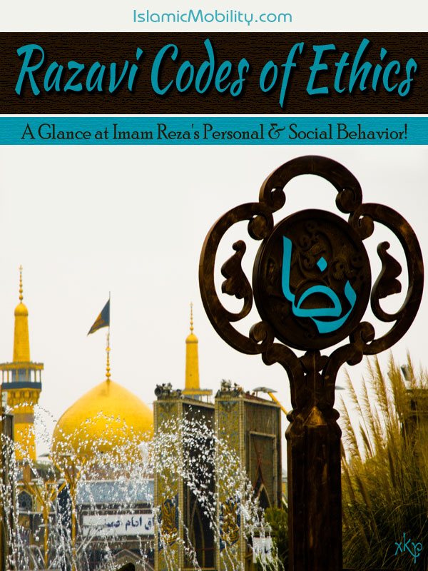 Razavi Codes of Ethics