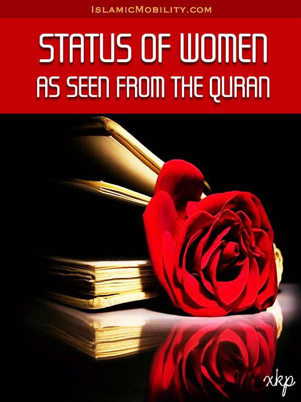 Status of Women as seen from the Quran